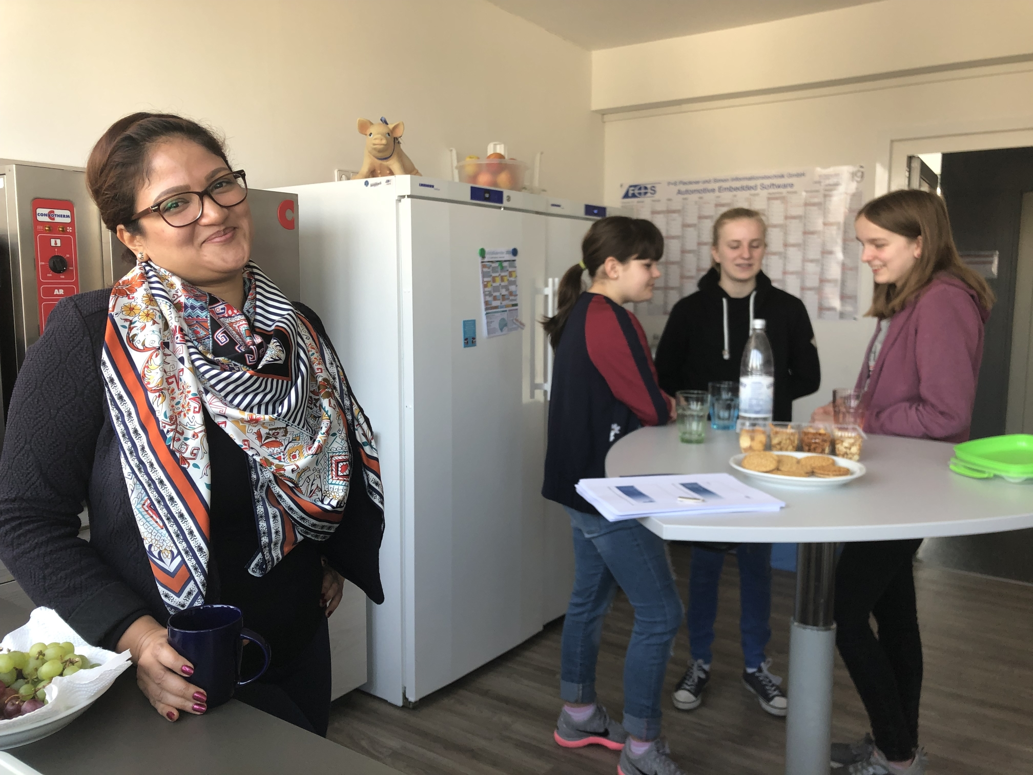 GirlsDay2019 Kueche